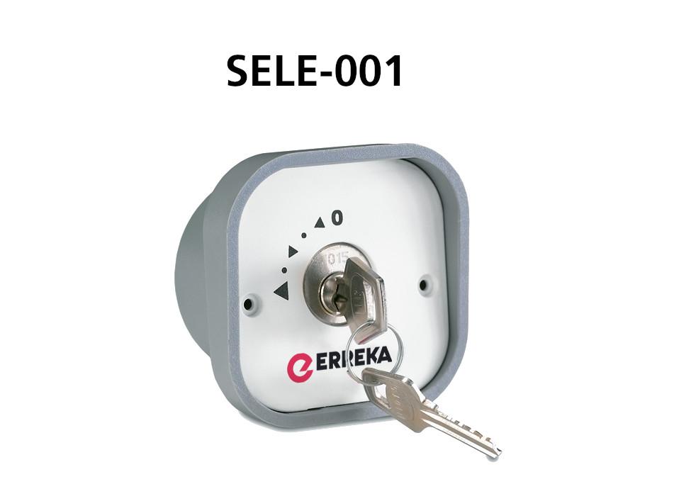 Plastic Key Switch Erreka